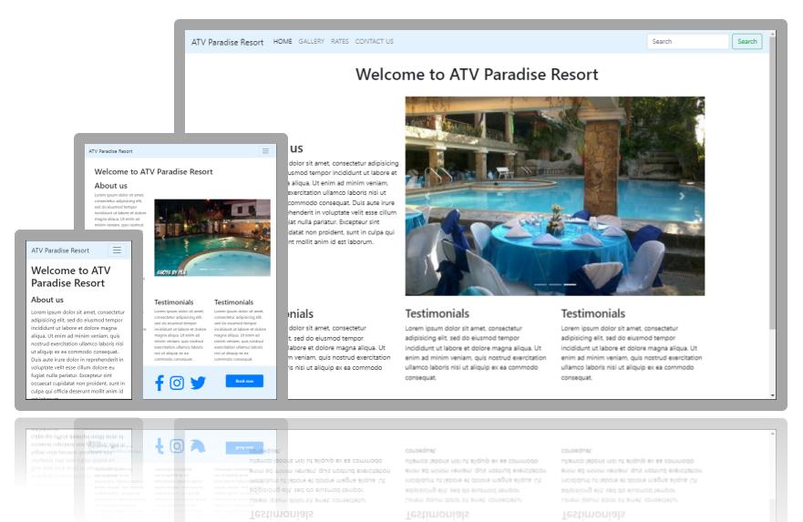 ATV Paradise Resort, Created by BJ