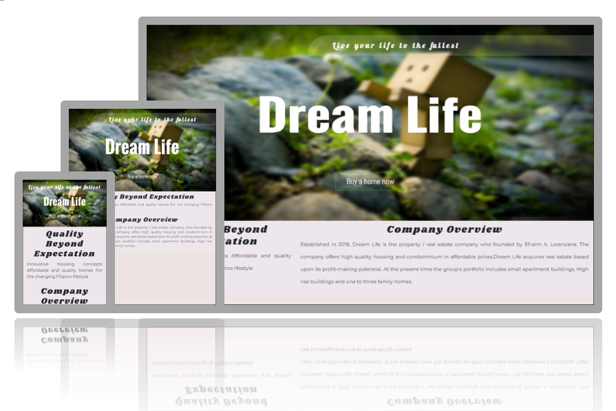 Dream Life, Created by EM